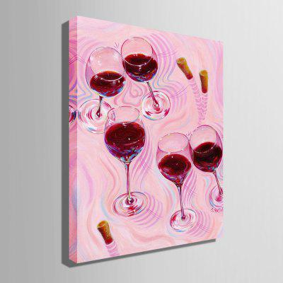Unique Red Wine Glass Print 1pcPrints<br>Unique Red Wine Glass Print 1pc<br><br>Craft: Print<br>Form: One Panel<br>Material: Canvas<br>Package Contents: 1 x Print<br>Package size (L x W x H): 40.00 x 30.00 x 4.00 cm / 15.75 x 11.81 x 1.57 inches<br>Package weight: 0.5000 kg<br>Painting: Include Inner Frame<br>Product size (L x W x H): 34.00 x 24.00 x 2.00 cm / 13.39 x 9.45 x 0.79 inches<br>Product weight: 0.3000 kg<br>Shape: Vertical<br>Style: Modern<br>Subjects: Others<br>Suitable Space: Bedroom,Cafes,Dining Room,Hotel,Kids Room,Living Room,Office