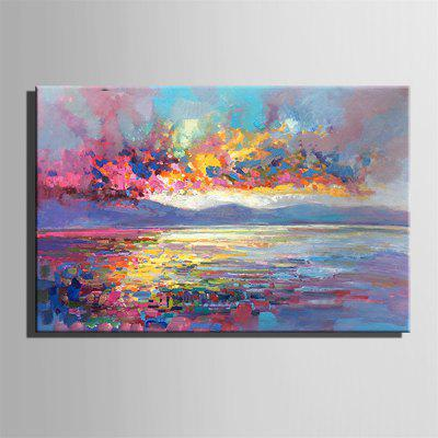 Buy Unique Framed Sea Canvas Print 1pc, COLORMIX, Home & Garden, Home Decors, Wall Art, Prints for $15.00 in GearBest store