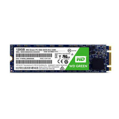 WD Green Solid State Drive