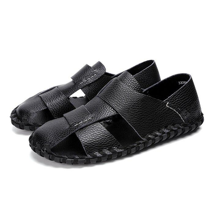 Men Unique Casual Hollow Soft Cool Sandals