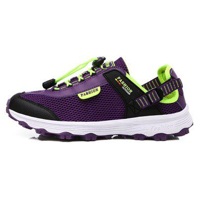 Outdoor Anti-slip Breathable Hiking Athletic Shoes for Couple
