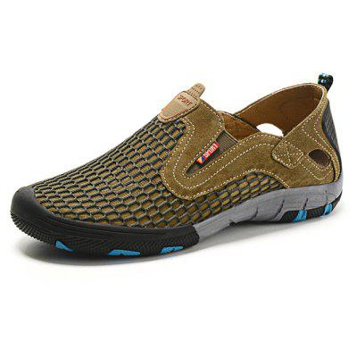 Men Casual Soft Anti-slip Breathable Sneakers