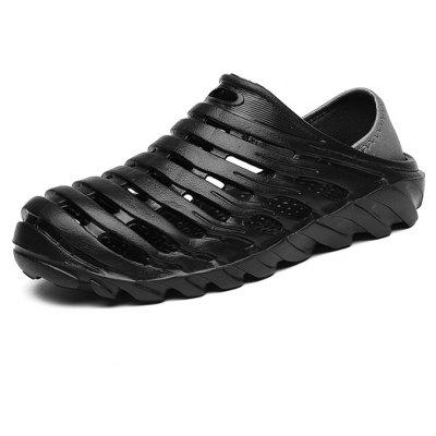 Mężczyźni Outdoor Simple Hollow Water Sandals