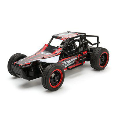 1701 1:10 2.4G 2WD 28km/h High Speed Off-road RC Car