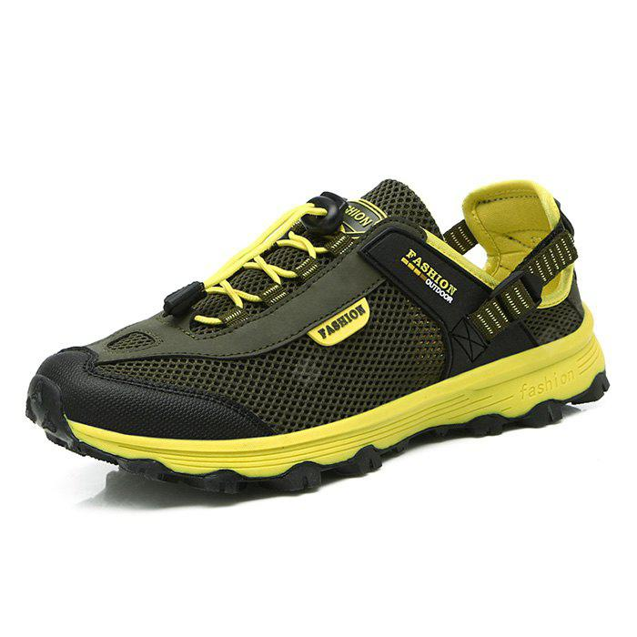 Outdoor Anti-slipBreathable Hiking Athletic Shoes for Couple