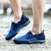 Men Casual Soft Anti-slip Breathable Sneakers - BLUE