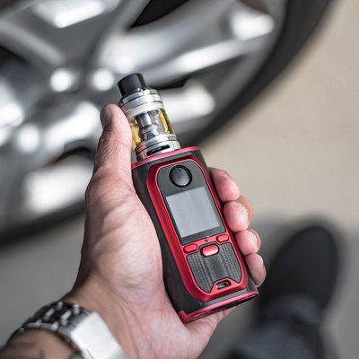 Modefined Lost Vape Modefined Lyra 200W Kit for E CigaretteStarter Kits<br>Modefined Lost Vape Modefined Lyra 200W Kit for E Cigarette<br><br>Atomizer: Clearomizer<br>Battery Form Factor: 18650<br>Brand: Modefined<br>Connection Threading of Atomizer: 510<br>Material: Zinc Alloy, Stainless Steel, Glass<br>Mod: Temperature Control Mod<br>Package Contents: 1 x Kit, 1 x USB Charging Cable, 1 x Lyra Gift Box, 1 x English User Manual, 1 x Lyra Tank, 1 x  0.15 ohm Coil Head, 1 x  0.4 ohm Coil Head, 1 x 5.3ml Glass Tube<br>Package size (L x W x H): 16.00 x 10.00 x 5.00 cm / 6.3 x 3.94 x 1.97 inches<br>Package weight: 0.2000 kg<br>Product size (L x W x H): 13.50 x 4.80 x 3.07 cm / 5.31 x 1.89 x 1.21 inches<br>Product weight: 0.1500 kg