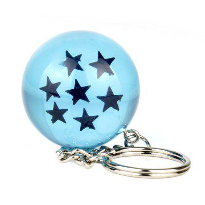 Exquisite Crystal Balls Key Chain
