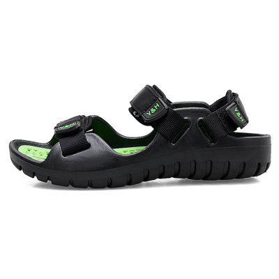 Men Cool Lightweight Beach Water SandalsMens Sandals<br>Men Cool Lightweight Beach Water Sandals<br><br>Closure Type: Hook / Loop<br>Contents: 1 x Pair of Shoes, 1 x Box<br>Function: Slip Resistant<br>Materials: Rubber<br>Occasion: Beach, Shopping, Party, Outdoor Clothing, Casual, Rainy Day, Daily, Holiday<br>Outsole Material: Rubber<br>Package Size ( L x W x H ): 30.00 x 20.00 x 10.00 cm / 11.81 x 7.87 x 3.94 inches<br>Package weight: 0.6500 kg<br>Product weight: 0.6000 kg<br>Seasons: Spring,Summer<br>Style: Modern, Leisure, Fashion, Comfortable, Casual<br>Toe Shape: Open Toe<br>Type: Sandals