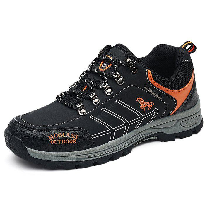 HOMASS Men Outdoor Athletic Hiking Shoes