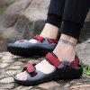 Men Cool Lightweight Beach Water Sandals - RED