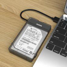 MAIWO K104 Hard Drive Enclosure Case for 2.5 inch HDD SSD