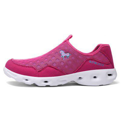 HOMASS Couple Lightweight Mesh Water SneakersMen's Sneakers<br>HOMASS Couple Lightweight Mesh Water Sneakers<br><br>Brand: HOMASS<br>Closure Type: Slip-On<br>Contents: 1 x Pair of Shoes, 1 x Box<br>Function: Slip Resistant<br>Materials: Mesh, MD<br>Occasion: Sports, Shopping, Running, Riding, Rainy Day, Outdoor Clothing, Holiday, Casual, Daily<br>Outsole Material: MD<br>Package Size ( L x W x H ): 30.00 x 20.00 x 10.00 cm / 11.81 x 7.87 x 3.94 inches<br>Package weight: 0.5500 kg<br>Product weight: 0.5000 kg<br>Seasons: Autumn,Spring,Summer<br>Style: Modern, Leisure, Fashion, Comfortable, Casual<br>Toe Shape: Round Toe<br>Type: Sports Shoes<br>Upper Material: Mesh