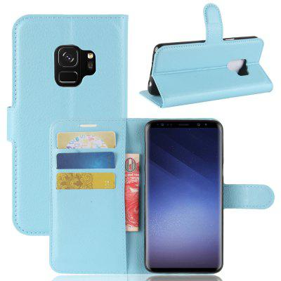 Card Slot Dirt-proof Cover Case for Samsung Galaxy S9