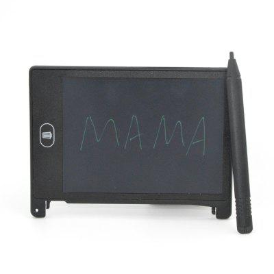 4.4 inch LCD Writing TabletOther Educational Toys<br>4.4 inch LCD Writing Tablet<br><br>Materials: PVC<br>Package Contents: 1 x Writing Tablet ( with Pen )<br>Package size: 13.30 x 10.30 x 1.00 cm / 5.24 x 4.06 x 0.39 inches<br>Package weight: 0.0530 kg<br>Product size: 12.80 x 9.80 x 0.50 cm / 5.04 x 3.86 x 0.2 inches<br>Product weight: 0.0330 kg<br>Suitable Age: 3 years old up