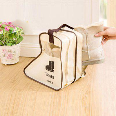 Dustproof Non-woven Fabric Boots Storage Bag