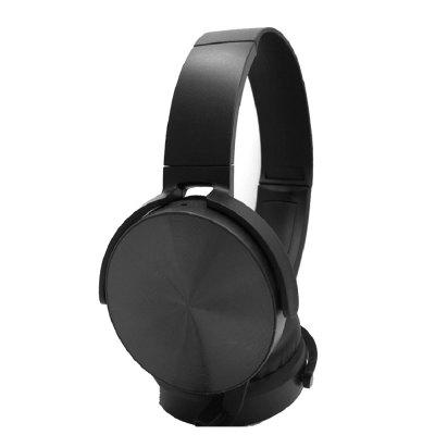 Over Ear Wired Stereo Headphones Lightweight Headsets 3.5mm Plug