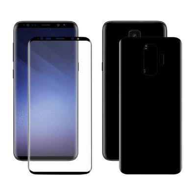 Hat - Prince Full Front Back Soft Film for Samsung Galaxy S9 Plus