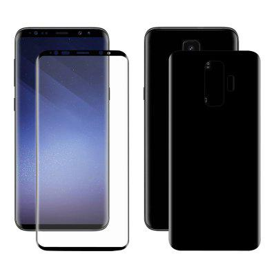 Hat - Prince Full Front + Back Soft Film for Samsung Galaxy S9