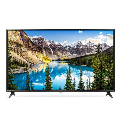 Originalus LG 55UJ620V Ultra HD 4K HDR Smart skaitmeninis televizorius - BLACK
