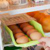 HESSION Stackable Egg Fridge Storage Drawer Box 1pc - BLUE
