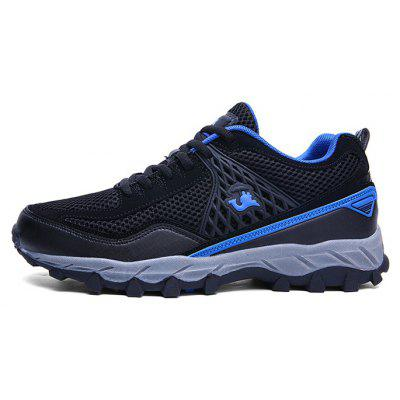 Men Classic Outdoor Mesh Lightweight SneakersMen's Sneakers<br>Men Classic Outdoor Mesh Lightweight Sneakers<br><br>Closure Type: Lace-Up<br>Contents: 1 x Pair of Shoes, 1 x Box<br>Function: Slip Resistant<br>Materials: TPR, Mesh<br>Occasion: Sports, Running, Riding, Outdoor Clothing, Casual, Shopping, Daily, Holiday<br>Outsole Material: TPR<br>Package Size ( L x W x H ): 30.00 x 20.00 x 10.00 cm / 11.81 x 7.87 x 3.94 inches<br>Package weight: 0.8500 kg<br>Product weight: 0.8000 kg<br>Seasons: Autumn,Spring,Summer<br>Style: Modern, Leisure, Fashion, Comfortable, Casual<br>Toe Shape: Round Toe<br>Type: Sports Shoes<br>Upper Material: Mesh