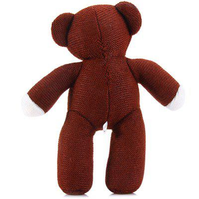 22cm Bear Stuffed Doll ToyStuffed Cartoon Toys<br>22cm Bear Stuffed Doll Toy<br><br>Features: Model, Soft<br>Materials: Cloth, PP Cotton<br>Package Contents: 1 x Bear Doll<br>Package size: 23.00 x 17.00 x 7.50 cm / 9.06 x 6.69 x 2.95 inches<br>Package weight: 0.1100 kg<br>Product size: 15.50 x 6.50 x 22.00 cm / 6.1 x 2.56 x 8.66 inches<br>Product weight: 0.0590 kg<br>Series: Star Product<br>Theme: Movie and TV