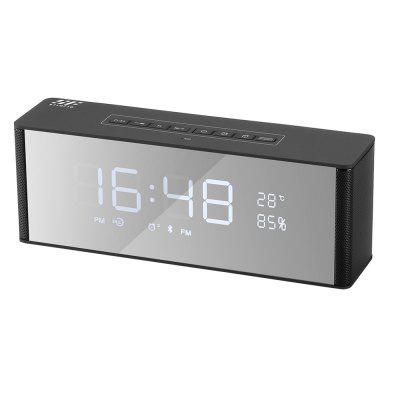 Siroflo LP - 06 Alarm Clock Bluetooth Speaker