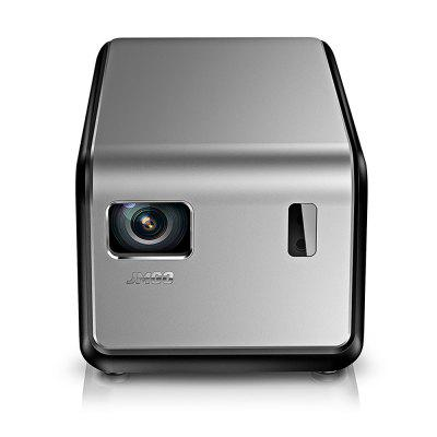 JMGO J6S 4K Projector 1100 ANSI Lumensprojectors<br>JMGO J6S 4K Projector 1100 ANSI Lumens<br><br>3D: No<br>Aspect Ratio: 16:9 / 4:3<br>Audio Formats: PCM(Microsoft),  MONKEYS Audio,  COOKER,  AMR,  MPEG-1,  AC-3,  AAC,  FLAC,  WMA, MPEGAudio,  OGG Vorbis<br>Bluetooth: Bluetooth 4.0<br>Brand: JMGO<br>Brightness: 1100LM<br>Built-in Speaker: Yes<br>Display type: DLP<br>DVB-T Supported: No<br>External Subtitle Supported: No<br>Features: HD, Home Theater<br>Function: WiFi, Speaker, Bluetooth<br>Image Scale: 16:9,4:3<br>Image Size: 80 - 120 in<br>Interface: Earphone, HDMI, RJ45, SPDIF, USB<br>Lamp: LED<br>Lamp Life: 30000h<br>Material: Aluminum<br>Model: J6S<br>Native Resolution: 1920 x 1080<br>Noise (dB): 22-28DB<br>Operating system: Android<br>Package Contents: 1 x Projector, 1 x Power Adapter, 2 x Remote Control, 3 x Converter, 1 x Flying Squirrel Adapter, 1 x English User Manual<br>Package size (L x W x H): 29.80 x 26.00 x 13.00 cm / 11.73 x 10.24 x 5.12 inches<br>Package weight: 2.8970 kg<br>Picture Formats: GIF , JPG,  BMP,  PNG<br>Power Supply: 110 - 240V<br>Product size (L x W x H): 21.00 x 13.50 x 10.70 cm / 8.27 x 5.31 x 4.21 inches<br>Product weight: 1.5560 kg<br>Projection Distance: 0.5 - 3 m<br>Resolution Support: 4K<br>Throw Ration: 1.2:1<br>Video Formats: MPEG-2,  MPEG-4(Visual XviD),  HEVC,  H263,  WMV2,  WMV3(VC-1),  REALVIDEO 4,  XVID,  M-JPEG,  V_VP8,  AVC/H.264,  2K, 4K<br>WIFI: 802.11 b/g/n/ac
