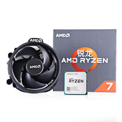 AMD Ryzen 7 1700X CPU  - 銀色