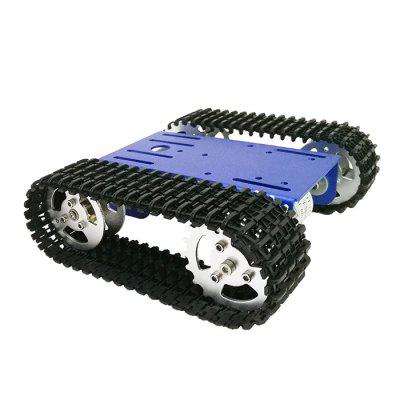 T101 Mini Track Tank Chassis Smart Robot Moving Plate