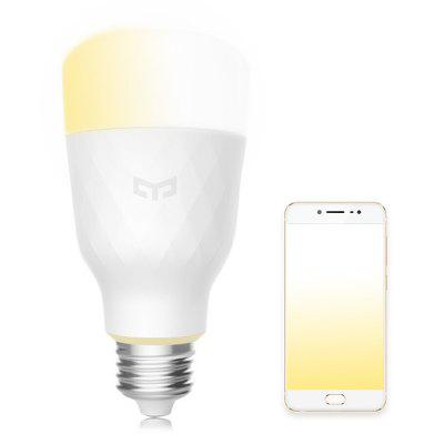 Xiaomi Yeelight YLDP05YL Smart LED լամպ Dimmable AC 100 - 240V 10W - WHITE E27