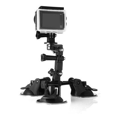 Tripod Sucker Car for YI GoPro HREO4 / 3+ Action Camera