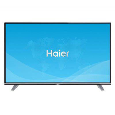 Haier U49H7000 49 inch UHD HDR HDMI Smart TV NetflixTelevisions<br>Haier U49H7000 49 inch UHD HDR HDMI Smart TV Netflix<br><br>3D: Yes<br>Aspect Ratio: 16:9<br>Brand: Haier<br>Digital Transmission: DVB-C,DVB-T,DVB-T2<br>Display Resolution Maximum: 4K<br>Display size: 49 inch<br>Display Technology: LED-backlit<br>Ethernet: Yes<br>Interface: RCA, Toslink, USB 2.0, VGA, AV, 3.5mm Audio, HDMI<br>Monitor Contrast Ratio: 5000000:1<br>Package Contents: 1 x 4K Ultra HD LED TV, 1 x Remote Control, 2 x AAA Battery, 1 x Tabletop Stand, 1 x Power Cord, 1 x RCA to 3.5mm Adaptor, 1 x English Quick Guide, 1 x Warranty Card<br>Package size (L x W x H): 121.50 x 36.50 x 77.50 cm / 47.83 x 14.37 x 30.51 inches<br>Package weight: 13.5000 kg<br>Power Consumption: 86W<br>Product size (L x W x H): 111.20 x 27.40 x 70.90 cm / 43.78 x 10.79 x 27.91 inches<br>Product weight: 10.5000 kg<br>Response Time: 6.5ms<br>Simulated Surround Sound: NICAM<br>Wall Mount: Yes<br>Wireless: Yes