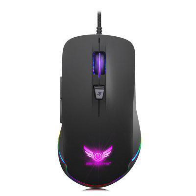 ZERODATE S600 Gaming Mouse - BLACK