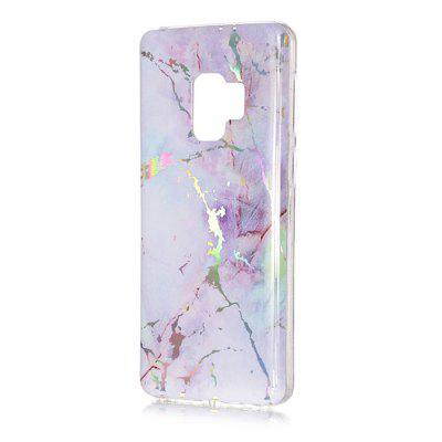Shatter-resistant Back Cover for Samsung Galaxy S9Samsung S Series<br>Shatter-resistant Back Cover for Samsung Galaxy S9<br><br>Features: Anti-knock, Back Cover, Dirt-resistant<br>Material: TPU<br>Package Contents: 1 x Case<br>Package size (L x W x H): 20.00 x 12.00 x 2.00 cm / 7.87 x 4.72 x 0.79 inches<br>Package weight: 0.0350 kg<br>Product size (L x W x H): 15.00 x 7.00 x 1.00 cm / 5.91 x 2.76 x 0.39 inches<br>Product weight: 0.0250 kg<br>Style: Modern, Pattern