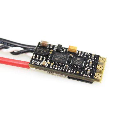 2 - 5S 35A ESC Integrated Adjustable LED LightsESC<br>2 - 5S 35A ESC Integrated Adjustable LED Lights<br><br>Package Contents: 1 x ESC<br>Package size (L x W x H): 4.00 x 4.00 x 4.00 cm / 1.57 x 1.57 x 1.57 inches<br>Package weight: 0.0080 kg<br>Product size (L x W x H): 2.60 x 1.30 x 0.50 cm / 1.02 x 0.51 x 0.2 inches<br>Product weight: 0.0070 kg<br>Type: ESC