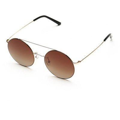 Xiaomi Retro Trendy Unisex Nylon Lens SunglassesMens Sunglasses<br>Xiaomi Retro Trendy Unisex Nylon Lens Sunglasses<br><br>Brand: Xiaomi<br>Frame material: Metal<br>Functions: UV Protection<br>Gender: For Unisex<br>Lens material: Nylon<br>Nose pad: Comfortable silicon<br>Package Contents: 1 x Pair of Glasses, 1 x Glasses Case, 1 x Clean Cloth<br>Package size (L x W x H): 17.00 x 9.00 x 7.00 cm / 6.69 x 3.54 x 2.76 inches<br>Package weight: 0.2000 kg<br>Product weight: 0.0180 kg<br>Type: Fashion Sunglasses