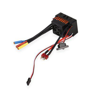 Waterproof 60A Sensorless Brushless Car ESC