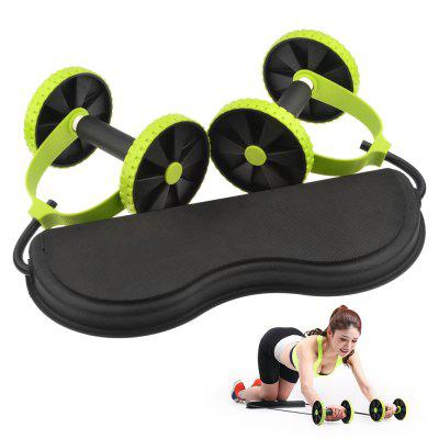 Double-core AB Power Roller