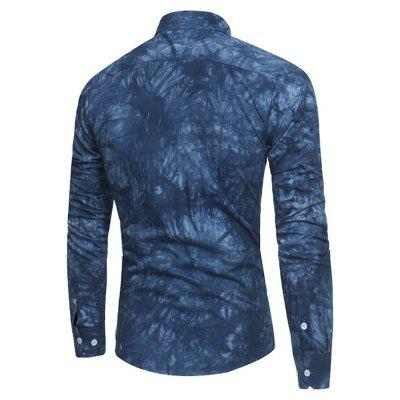 Men Stylish Printed Long Sleeve Button Down ShirtMens Shirts<br>Men Stylish Printed Long Sleeve Button Down Shirt<br><br>Closure Type: Button<br>Material: Cotton, Polyester<br>Occasion: Casual, Daily Use<br>Package Contents: 1 x Shirt<br>Package size: 30.00 x 20.00 x 3.00 cm / 11.81 x 7.87 x 1.18 inches<br>Package weight: 0.2300 kg<br>Product weight: 0.2100 kg