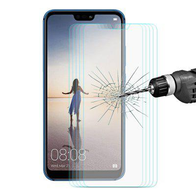 Hat - Prince Phone Tempered Glass for HUAWEI P20 Lite 5pcs