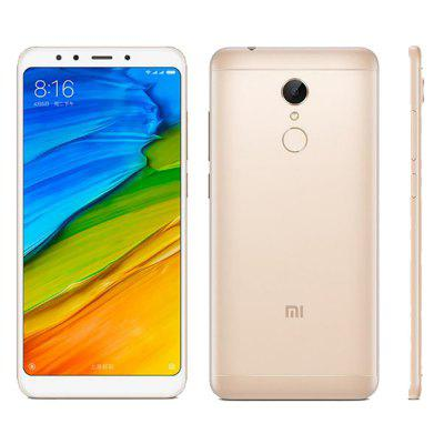Xiaomi Redmi 5 4G Phablet Global Version global version xiaomi redmi 4x 3gb 32gb smartphone black