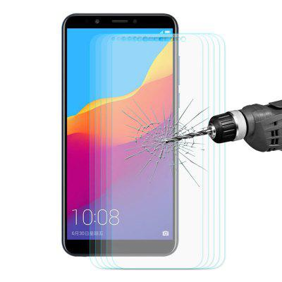 Hat - Prince Tempered Glass for HUAWEI Honor Enjoy 7C 5pcs