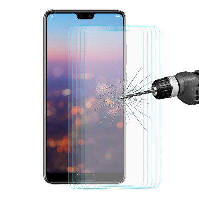 Hat - Prince Phone Tempered Glass voor HUAWEI P20 Pro 5pcs