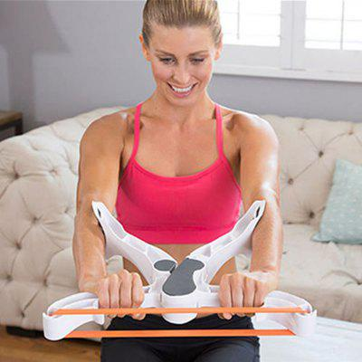 X-shaped Arm Blaster Fitness Gear Workout Trainer Equipment