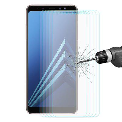 Hat - Prince Screen Protector for Samsung Galaxy A8 Plus 2018 5PCS