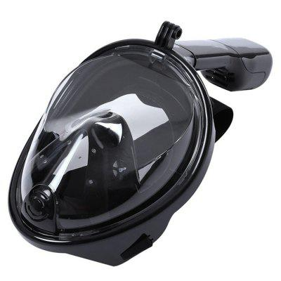 DM - 01 Portable Full Dry Type L / XL Size Diving Mask 1PC 2017 winter new yohe full face motorcycle helmet yh 970 full cover motorbike helmets made of abs pc visor lens size m l xl xxl