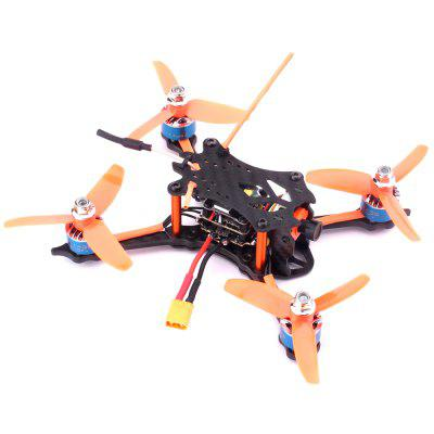 Space Wolf DT140 Brushless FPV Racing DroneBrushless FPV Racer<br>Space Wolf DT140 Brushless FPV Racing Drone<br><br>Burst Current: 4 x 35A<br>Continuous Current: 4 x 28A<br>Firmware: BLHeli-S<br>Flight Controller Type: F4<br>Functions: DShot150, DShot600, Multishot, Oneshot125, Oneshot42, Damped Light, DShot300<br>Input Voltage: 2 - 4S<br>KV: 3600<br>Motor Dimensions: 33.5mm ( diameter )<br>Motor Type: Brushless Motor<br>No. of Cells: 2 - 4S<br>Package Contents: 1 x RC Drone Set<br>Package size (L x W x H): 15.00 x 15.00 x 6.00 cm / 5.91 x 5.91 x 2.36 inches<br>Package weight: 0.2500 kg<br>Product weight: 0.1000 kg<br>Sensor: CCD<br>Shaft Diameter: 5mm<br>Stator Diameter: 14mm<br>Stator Length: 8mm<br>Type: Frame Kit<br>Video Resolution: 600TVL ( horizontal )<br>Video Standards: NTSC,PAL