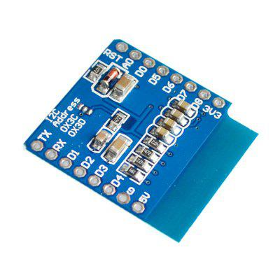 OLED IIC / I2C Interface LCD Display Module for D1 Mini